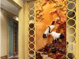 浮雕礼品盒包装盒酒瓶瓷砖背景墙UV平板打印机