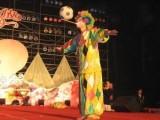 南京捏气球的小丑联系电话 气球小丑专业表演 视频互动秀