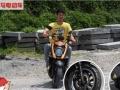 bbb电动踏板摩托车小雷霆王60V20AH电池PK爱玛雅迪绿源新