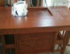 需求二手家具 实木沙发茶几 衣柜餐桌椅 仿古家具 实木茶台