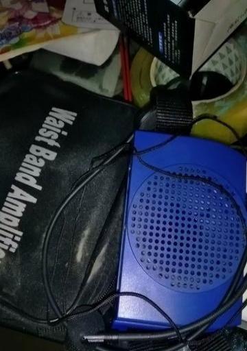 无线耳机   扩音器