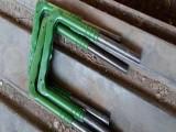 新日厂家供应塑钢爬梯 铸铁踏步 球墨铸铁爬梯
