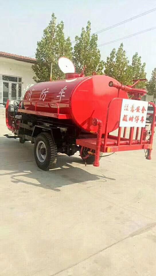 5吨的时风水罐消防车价格是多少钱