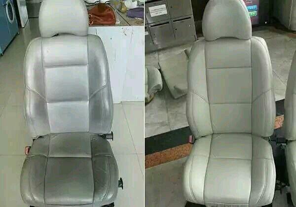 汽车座椅清洗-真皮座椅保养-武汉皮具保养店
