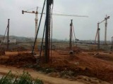 广西旋挖钻孔桩,CFG长螺旋,冲孔灌注桩施工