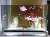 OLED透明拼接屏,自发光透明屏,高清显示屏