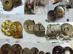 工厂生产高品质超薄强磁按扣 磁铁扣 铆钉磁扣(1.0-1.8CM)