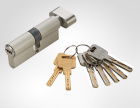 C级叶片锁芯-防盗门超B级锁芯-厂家批发