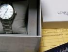 奢侈品牌浪琴高档男款全机械手表。超划算,自带必备、或可送人!