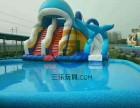 江苏无锡充气水上乐园设计规划找三乐