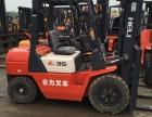 2吨2.5吨3吨5吨手动搬运柴油二手叉车 合力二手叉车品质保