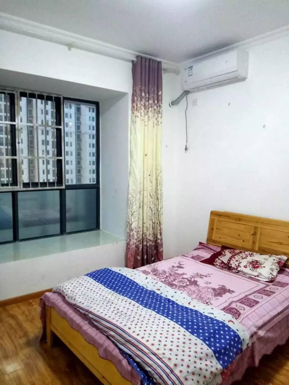 大学城中环城附近,星达城房屋出租 3室 1厅 80平米 整租