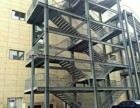 阁楼制作钢结构楼梯现浇阳台扩建阳光房彩钢房