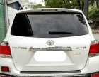丰田汉兰达2012款 汉兰达 2.7 自动 两驱7座豪华版 个人