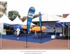 旺展定制2米3米4米沙滩旗注水旗广告旗展会车展用旗全国发货