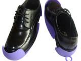 专利环保新品踢拉拖鞋套 男女款防滑防水加厚 招区域独家线上代理