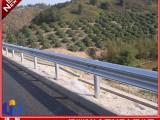 福州高速防撞护栏板 镀锌护栏板波形 防撞波形护栏板