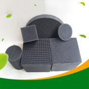 桥头蜂窝活性炭东莞供应优惠的蜂窝活性炭