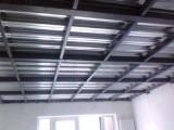 北京室内专业二层阁楼搭建 钢结构夹层制作 楼梯制作