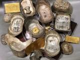 回收购道光咸丰宣统民国年月银元宝银锭五十两银条银铤
