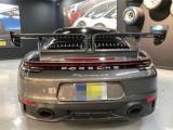 Porsche 保時捷99 techart碳纖維 尾翼后唇