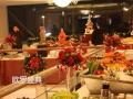 欧罗盛典宴会主要承接高端自助餐、盆菜围餐宴会、西式