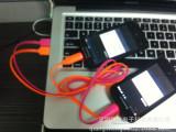 新款发光USB-MICRO5P数据充电线,安卓手机数据线 按客户