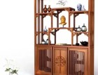 新中式书柜货柜置物架多宝阁博古架储物柜收纳柜古董架定制
