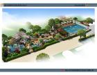景观设计公司,东莞温泉农庄设计,温泉农庄设计工程