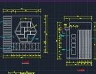 autoCAD室内装饰设计施工图纸绘制