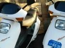 本田水冷大白鲨125踏板摩托车原装进口面议