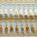 窗帘珠子批发 优雅窗帘饰品吊坠花边 淘宝天猫热款