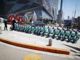 共享電單車能騎多遠加盟合作