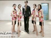 学跳拉丁舞 时尚高贵优雅,携手共享浪漫