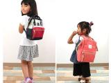 日单ANELLO儿童双肩包背包幼儿园书包