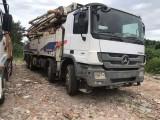 二手混凝土泵車37米至66米二手混凝土泵車