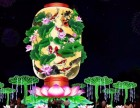 大型户外景点公园灯展街景水上造型自贡灯会花灯春节元宵圣诞彩灯