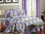 特价磨毛四件套 床单被套韩版田园床上用品全纯彩棉4件套 批发