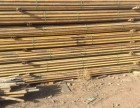 白城1-6米二手架子管 扣件 工字钢大量出售 跳板低价出售