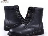 2016秋冬真皮高帮鞋男鞋户外休闲军靴男