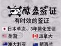 代送代取签证申请申请,翻译填表,公证办理,同行量大优惠