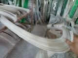 易佳三石膏线模具硅胶,原料厂家!