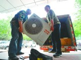 深圳龙华 罗湖 龙岗空调拆装 空调维修 移机需要多0少钱