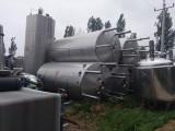 南昌出售二手40吨食品级不锈钢储罐