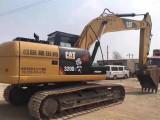 东莞二手挖掘机卡特320小松200220出售神钢二手挖掘机