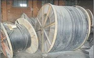 中山电力电缆回收 电缆线回收公司