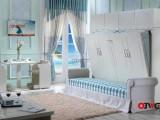 广东省我居我潮全屋定制家具隐形床 招商培训设计配套安装