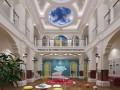 童范儿高端幼儿园设计装修,塑造风格鲜明 特色突出儿童空间