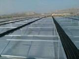 溫室大棚專用外遮陽網和遮陽骨架安裝