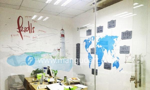 3d地画墙画手绘墙画涂鸦